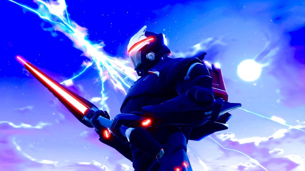 Omega Fortnite Wallpaper