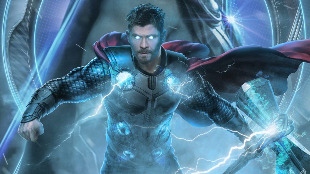 Thor Avengers Endgame Wallpapers Supertab Themes