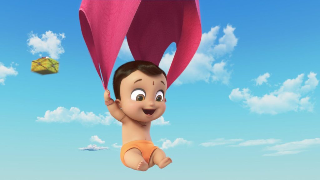 Mighty Little Bheem Wallpapers