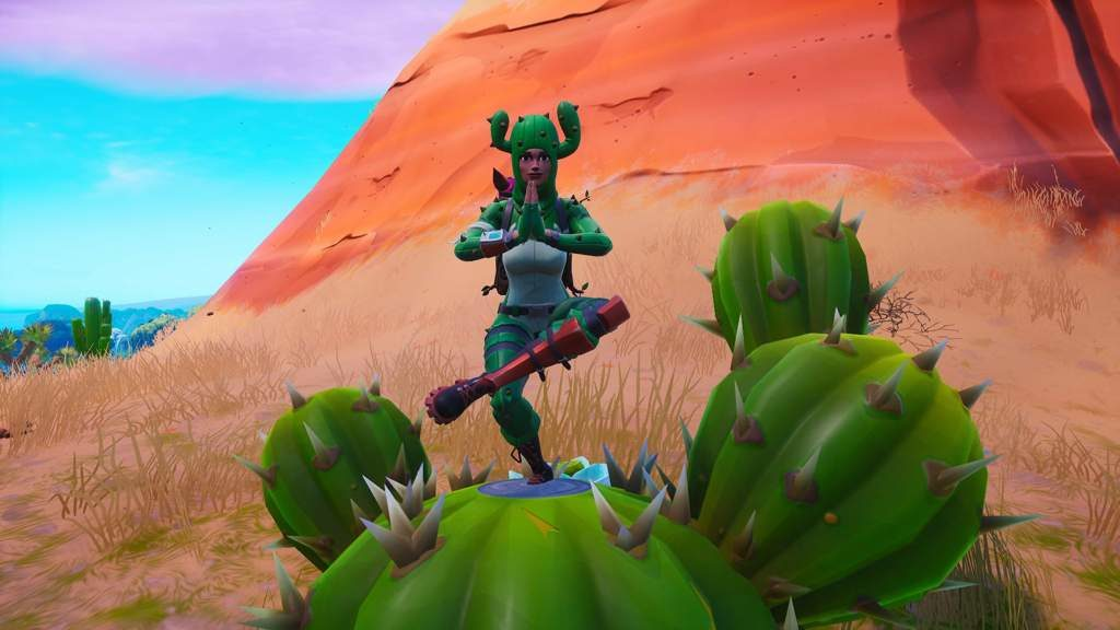 Prickly Patroller Fortnite Skin