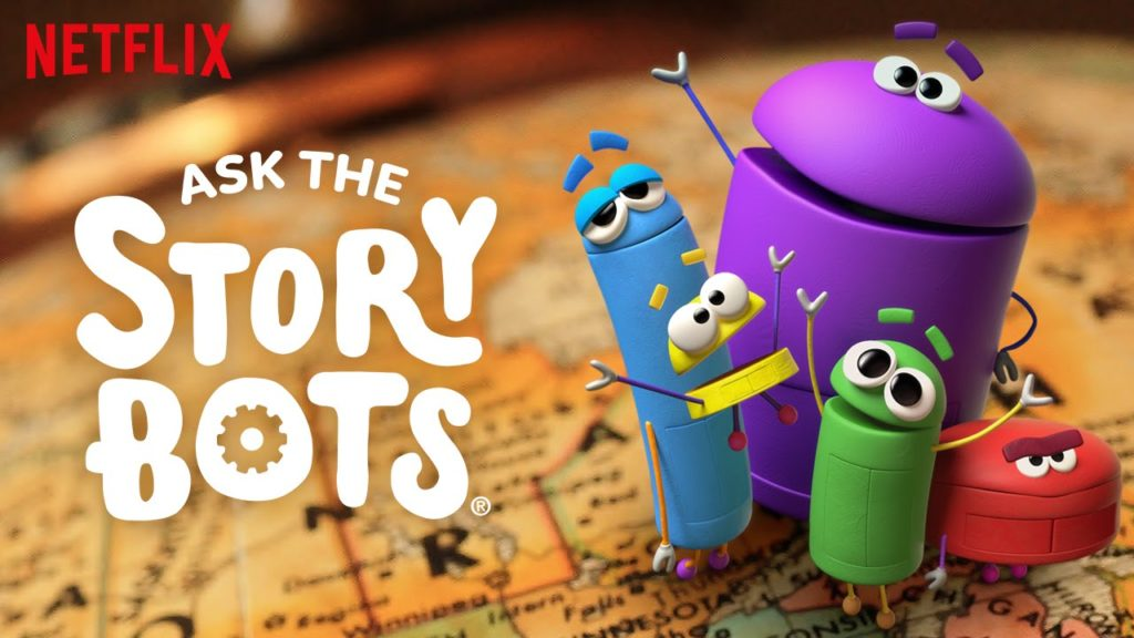 Ask the StoryBots Netflix Wallpapers