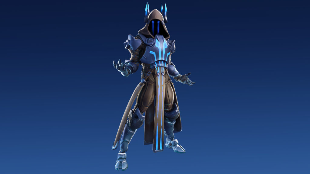 Fortnite Tier 100 Skins Ice King