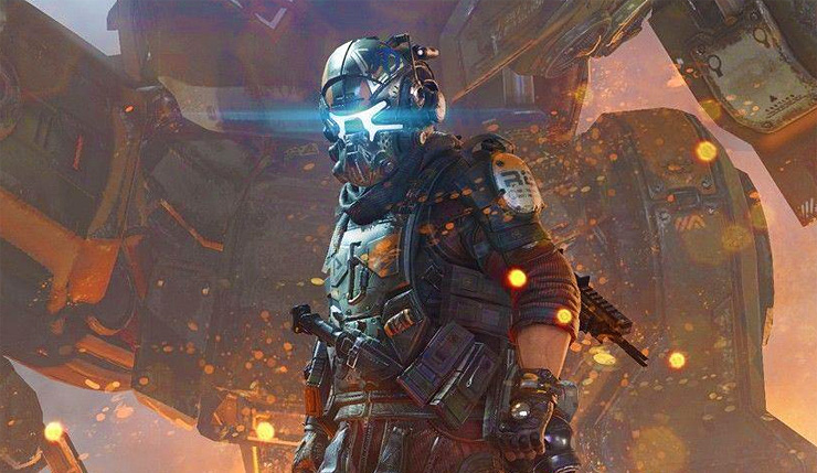 TitanFall 2 Details + Wallpapers - Supertab Themes
