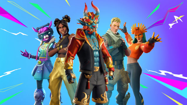 Best Skins from Fortnite