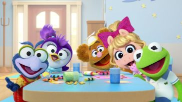 Muppet Babies Characters Wallpaper