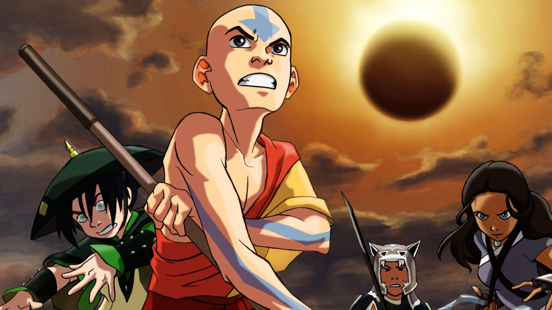 Avatar The Last Airbender Fun Facts And Hd Wallpapers 2019