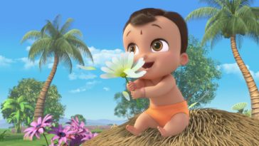 Mightly Little Bheem Wallpapers.