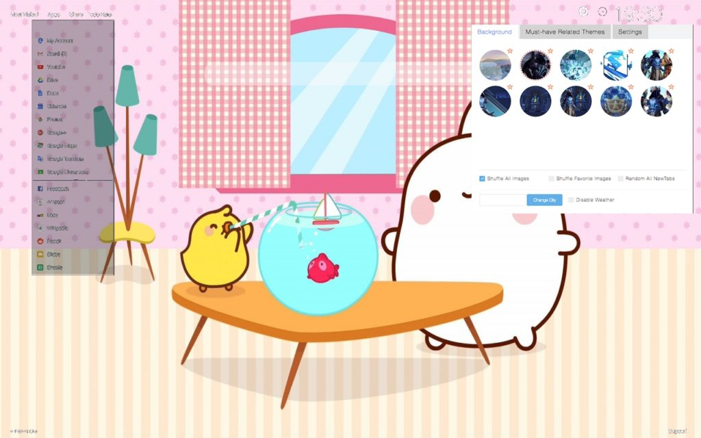 Molang Wallpapers