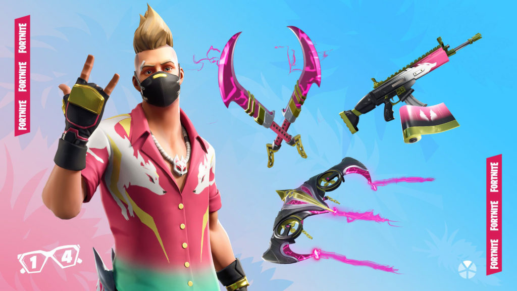 Summer Drift Fortnite Skin How To Get It Wallpapers Supertab Themes