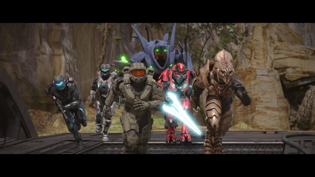 Halo Infinite Hd Wallpaper Tab Theme Supertab Themes