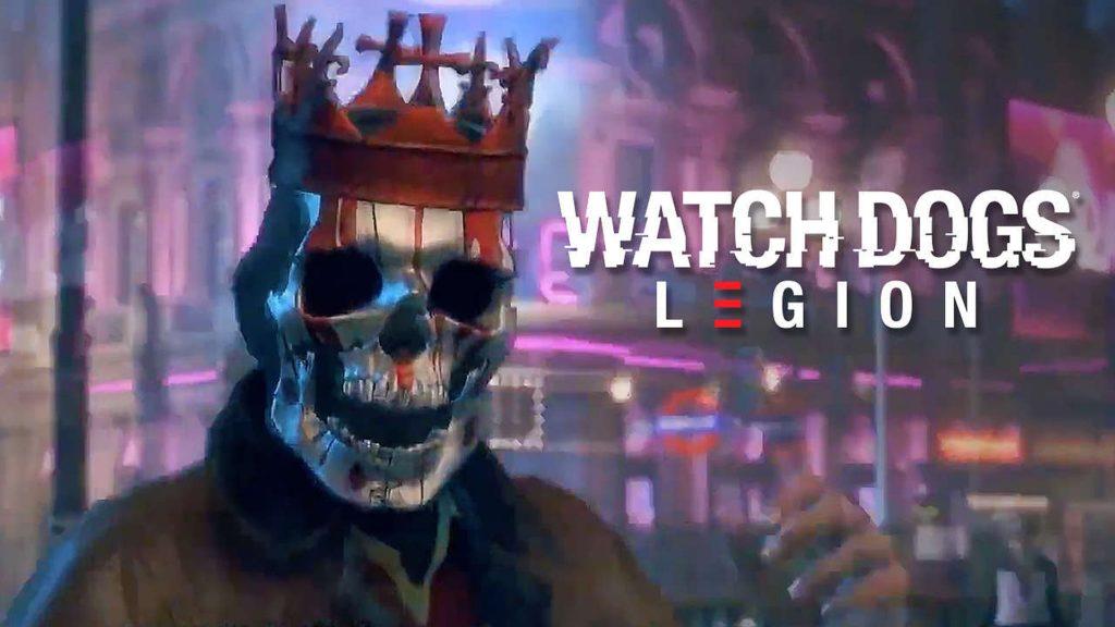 Watch Dogs Legion Best Wallpaper Supertab Themes