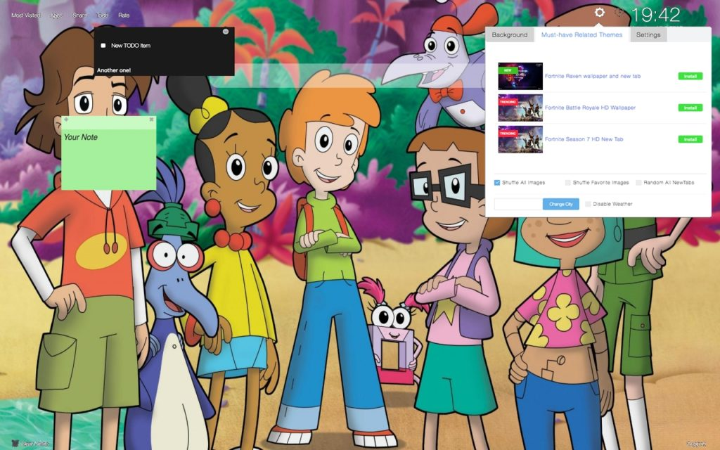 Cyberchase Best Wallpapers Of This Cartoon Supertab Themes