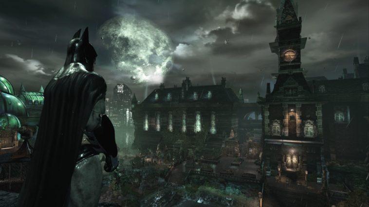 Batman Arkham Asylum Killer Croc Wallpaper