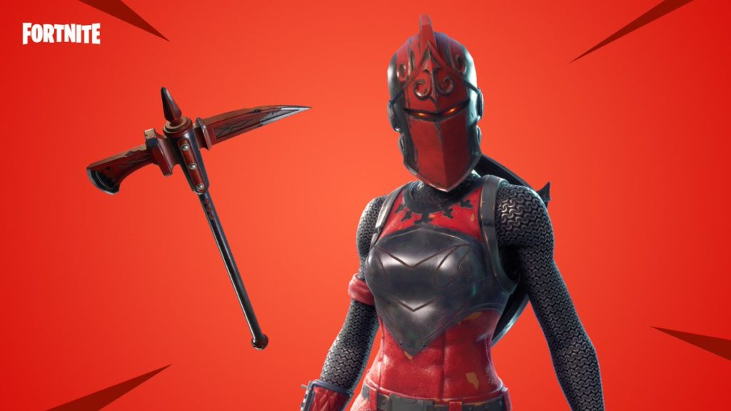 Red Knight Legendary Fortnite Skin Hq Wallpapers Supertab Themes