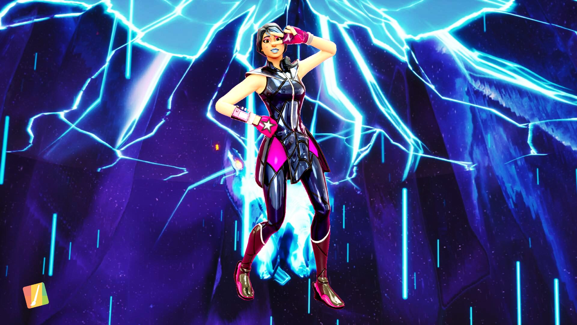 Sparkle Supreme Fortnite Season X Skin All Details Hq Wallpapers Supertab Themes