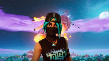 Aura Fortnite Skin Hq Wallpapers All Details Supertab Themes