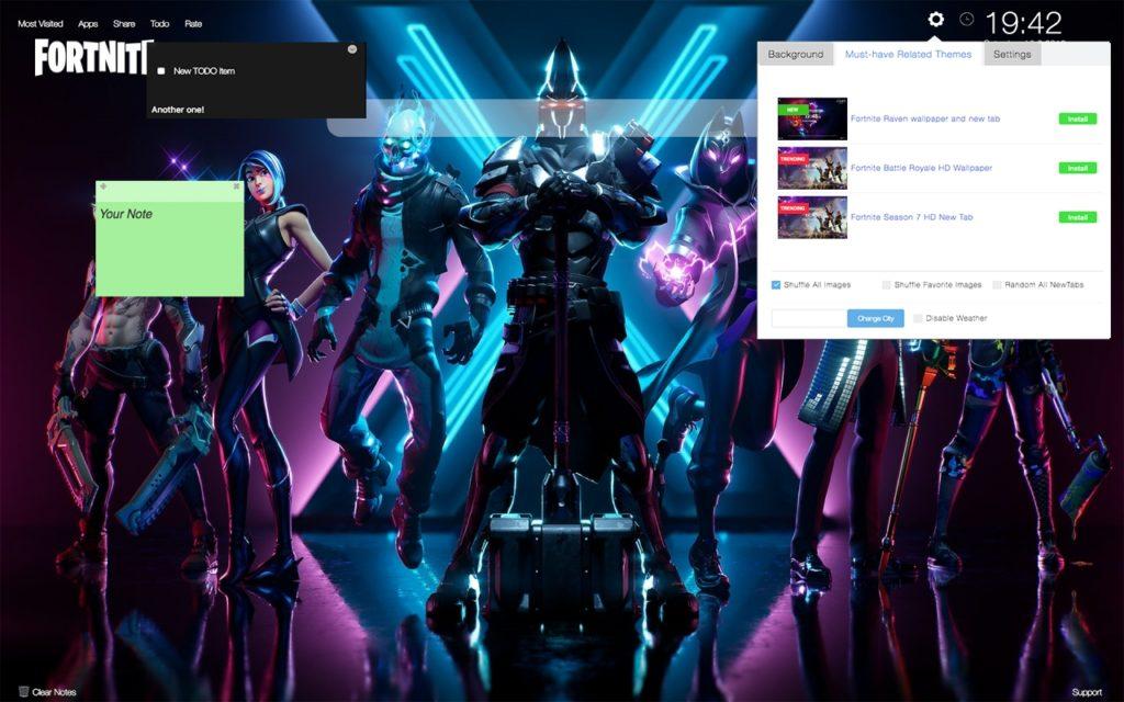 Fortnite Season X All Details Hd Wallpapers Supertab Themes