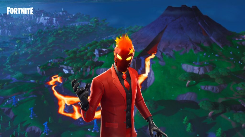 Legendary Inferno Fortnite Skin Everything You Need To Know Hq Wallpapers Supertab Themes