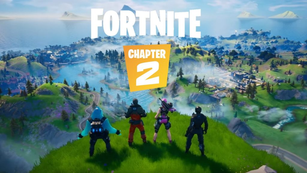Fortnite Chapter 2 Season 1 Is Here Everything We Know So