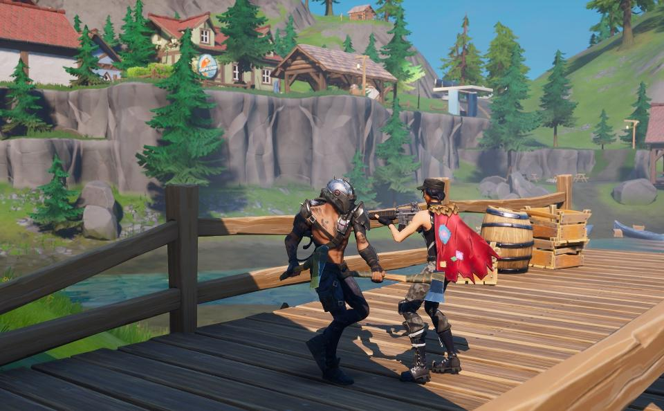 Fortnite Chapter 2 Season 1 Is Here Everything We Know So Far Wallpapers Supertab Themes