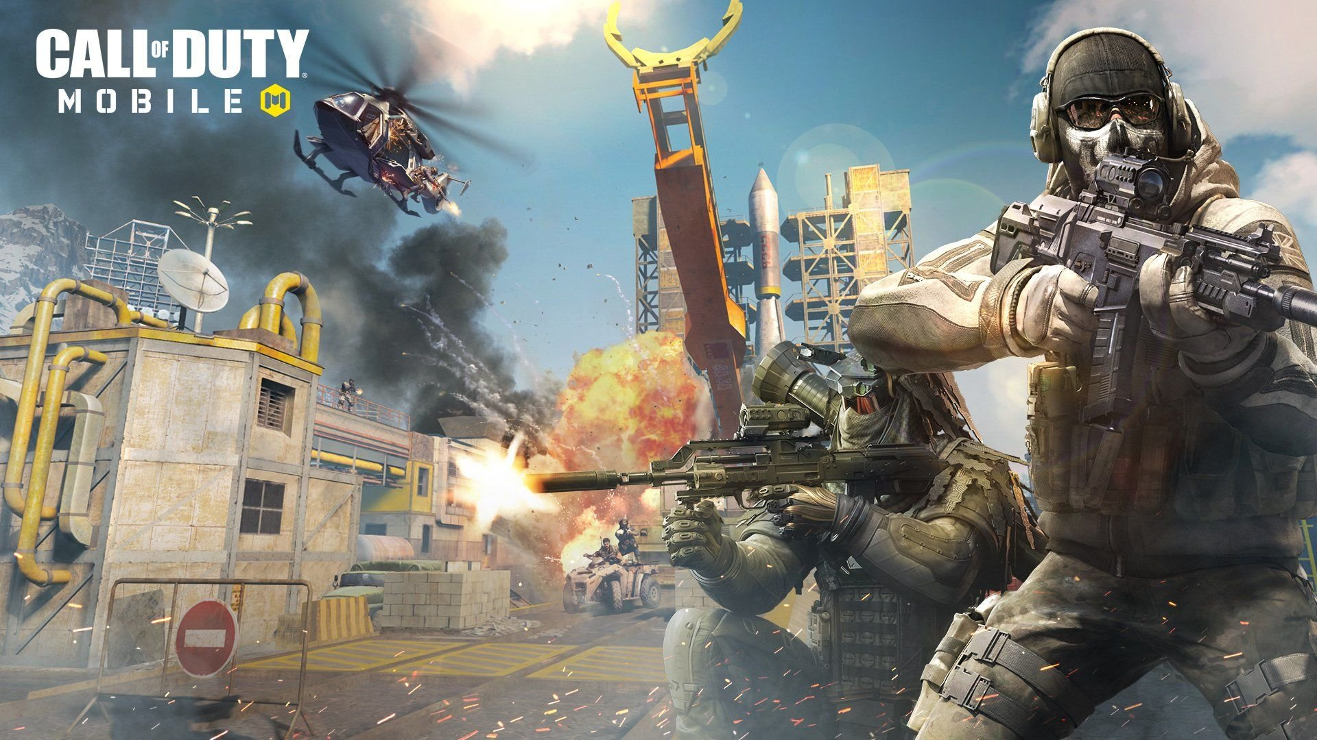 Call Of Duty Mobile Has More Than 100 Million Downloads All