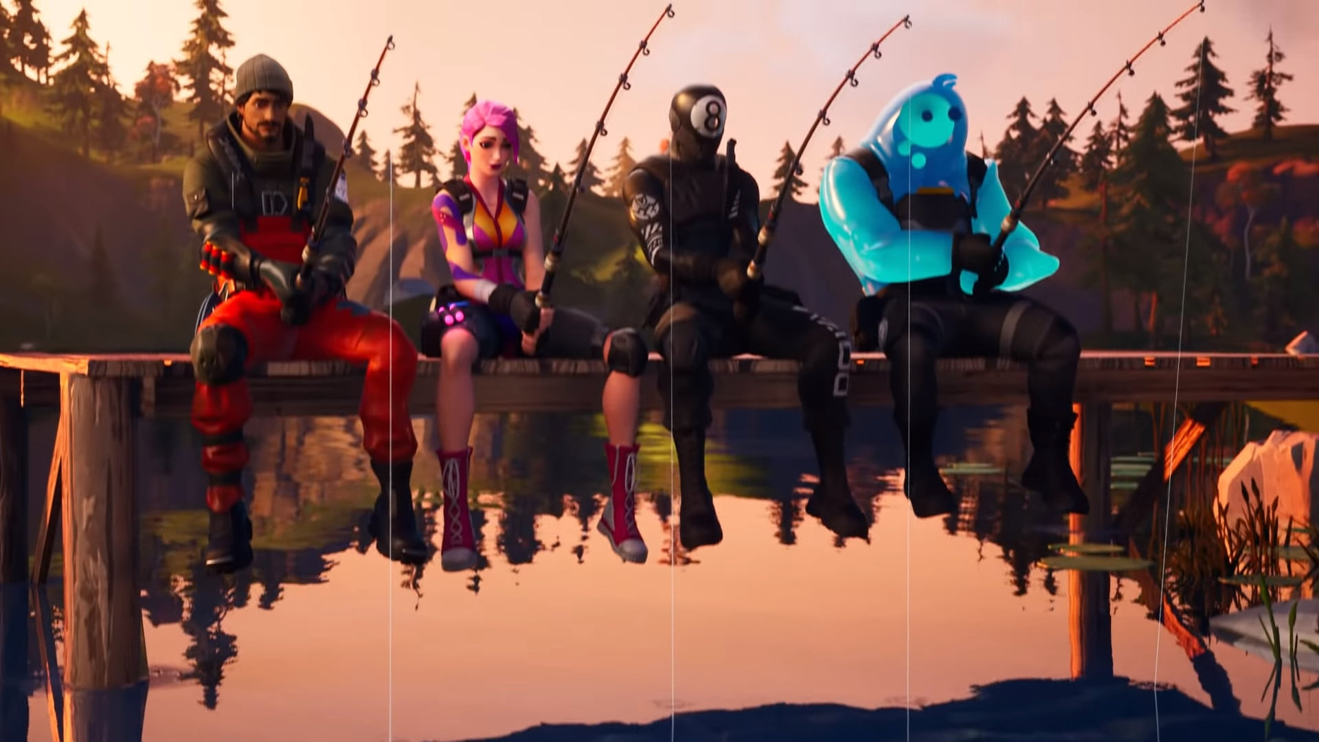 Fortnite Chapter 2 Battle Pass Explained Hd Wallpapers Of Outfits Supertab Themes