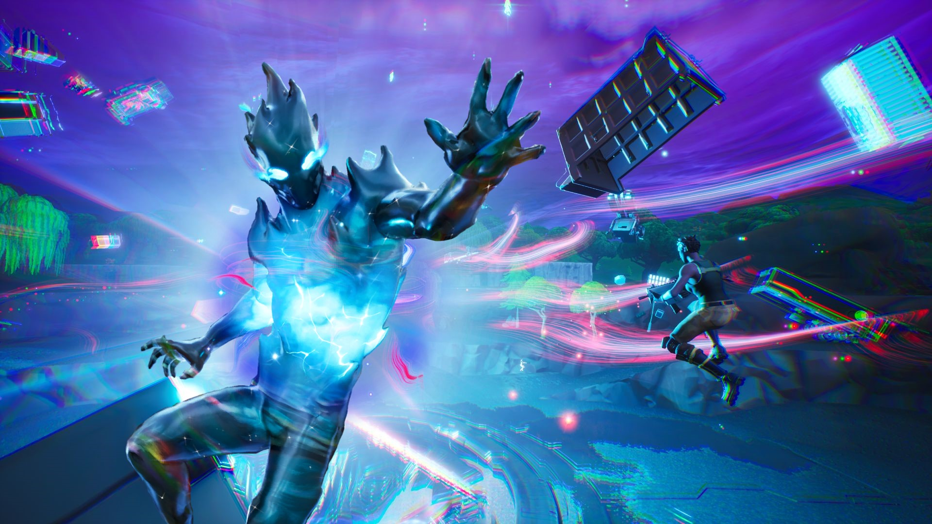 Legendary Fortnite Skin Zero Is Out All Details Hd Wallpapers Supertab Themes