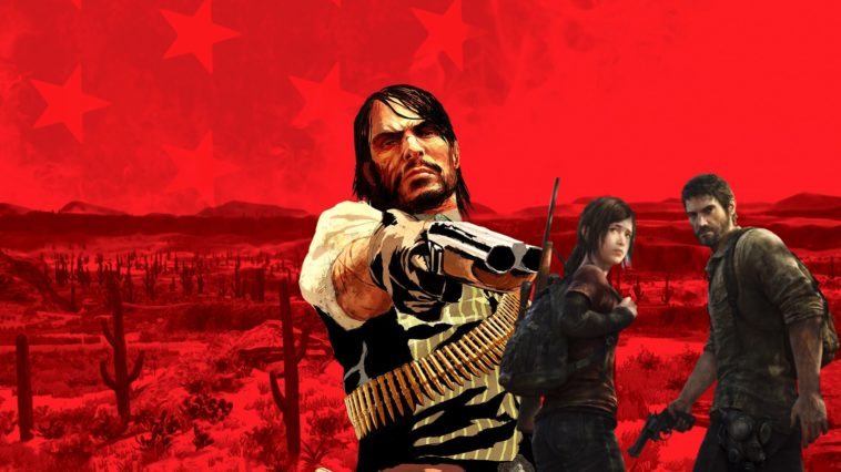 Red Dead Redemption 2 Vs The Last Of Us Part Ii All Details Hd Wallpapers Supertab Themes