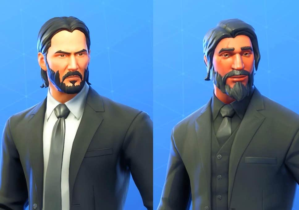 John Wick Returns To Fortnite Everything About It Hd Wallpapers Supertab Themes