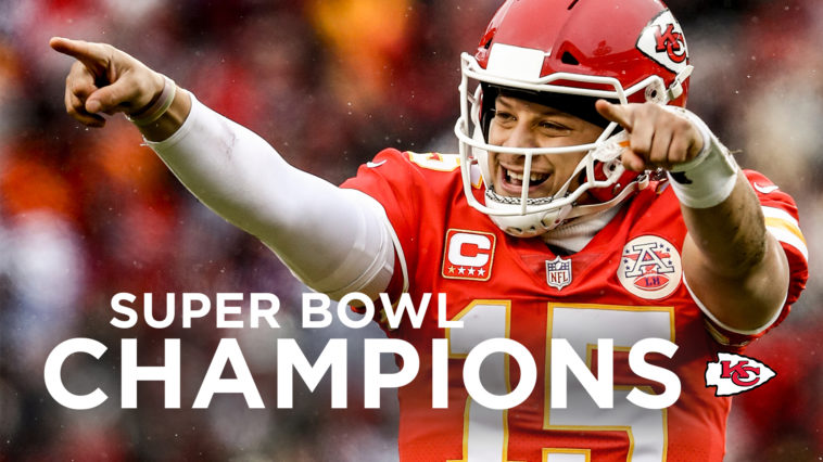 Kansas City Chiefs Super Bowl Liv Winners All Details Hd Wallpapers Supertab Themes