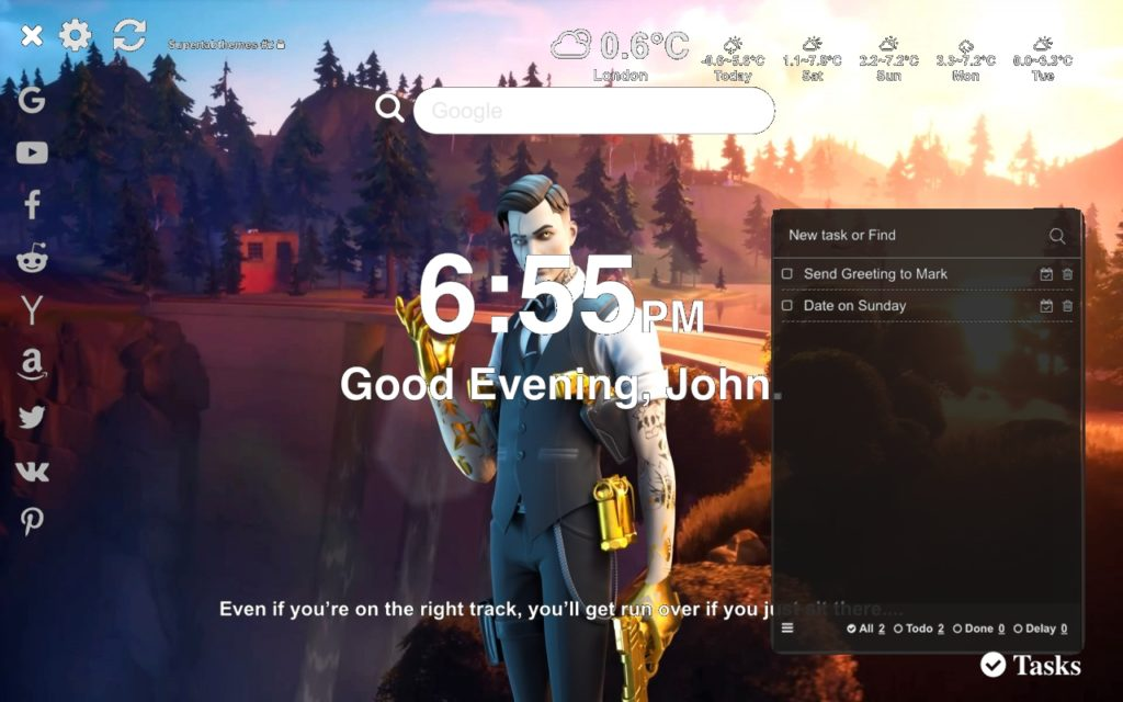 Midas Fortnite S Golden Guy All Details Hd Wallpapers Supertab Themes