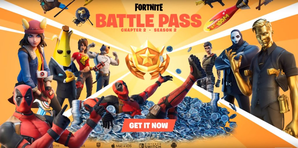 Fortnite Chapter 2 Season 2 All We Know Hd Wallpapers Of New Agent Peely Supertab Themes