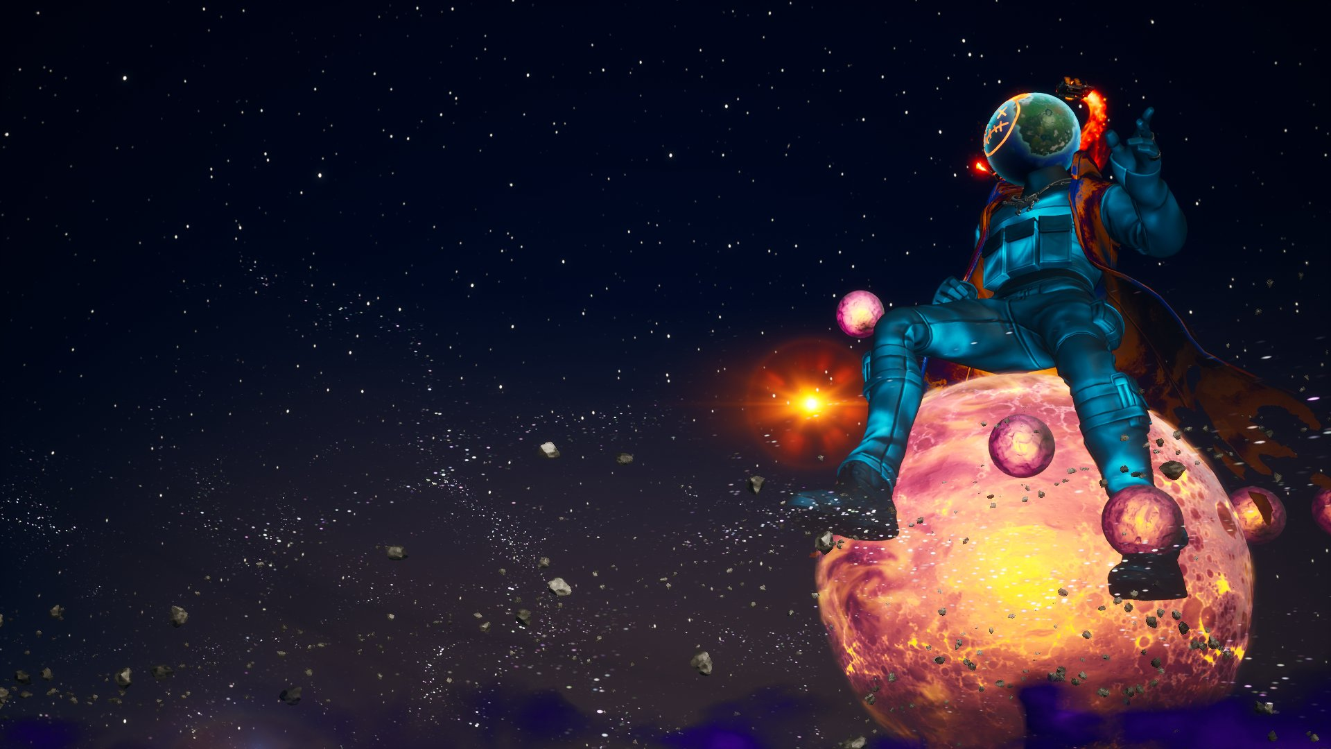 Fortnite S Astro Jack Hides A Secret All Details Hd Wallpapers Supertab Themes