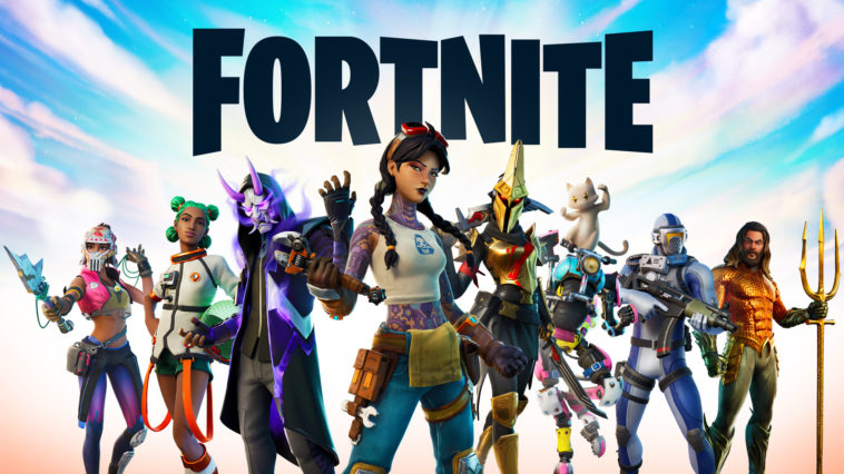 Fortnite Chapter 2 Season 3 Has Flooded The Map All Details Fortnite Chapter 2 Season 3 Wallpapers Supertab Themes