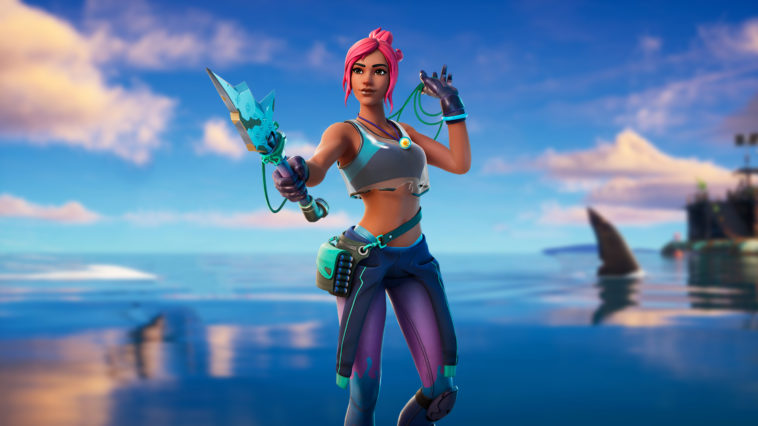 New Ocean Fortnite Skin Wallpapers Everything You Need To Know Supertab Themes