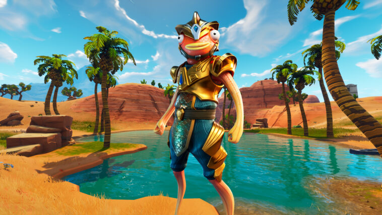 Atlantean Fishstick Fortnite Wallpapers Everything You Need To Know About New Fortnite Fishstick Outfit Supertab Themes