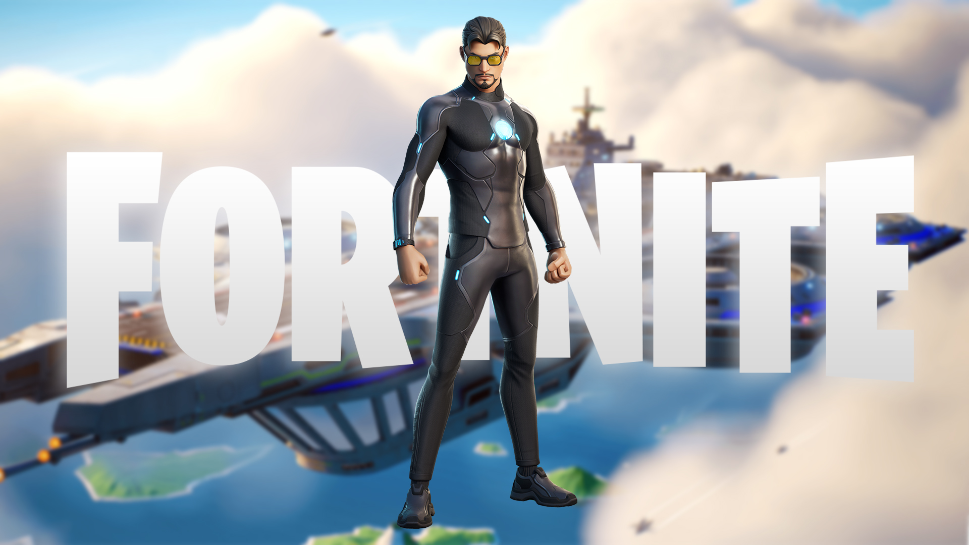 Iron Man In Fortnite Chapter 2 Season 4 All Details Iron Man Fortnite Wallpapers Supertab Themes