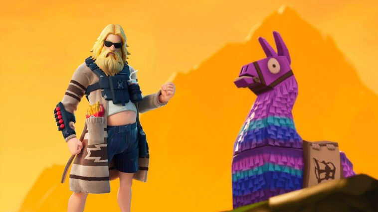 New Thor Skin In Fortnite Relaxed Fit Jonesy Fortnite Wallpapers All Details Supertab Themes